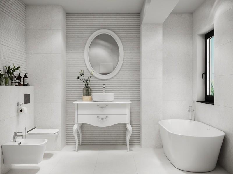 Cách trang trí phòng tắm dành cho những gia chủ yêu thích phong cách hiện đại, tinh tế.