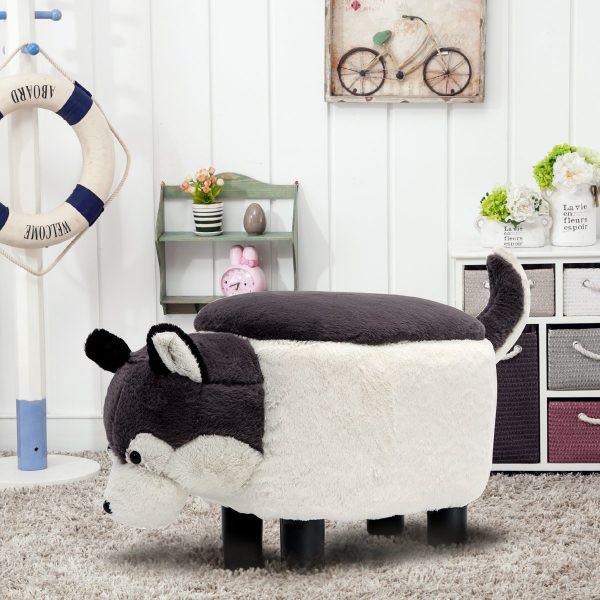 Chiếc ghế ngồi này có thể được sử dụng trong phòng khách, phòng ngủ và phòng trẻ em nhờ những tiện nghi mà nó mang lại