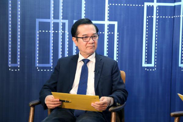 Ông Bùi Văn – Tổng biên tập Kênh truyền hình tin tức - tài chính FBNC