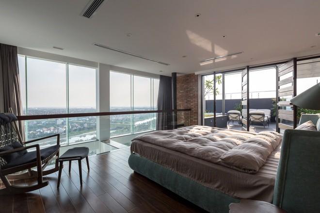 View phòng ngủ thoáng đãng.