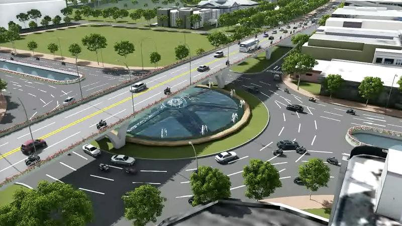 Đà Nẵng sẽ xây dựng hệ thống giám sát điều khiển giao thông thông minh phục vụ mục đích giám sát, theo dõi, xử lý các hành vi vi phạm an toàn giao thông