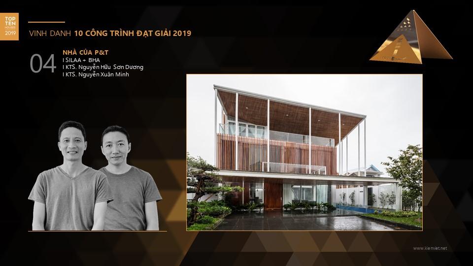 Nhà của P&T | SILAA + BHA