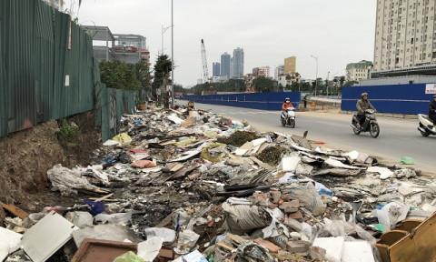 Triệt tiêu nạn phế thải xây dựng tồn đọng: Tháo gỡ bất cập từ chính sách