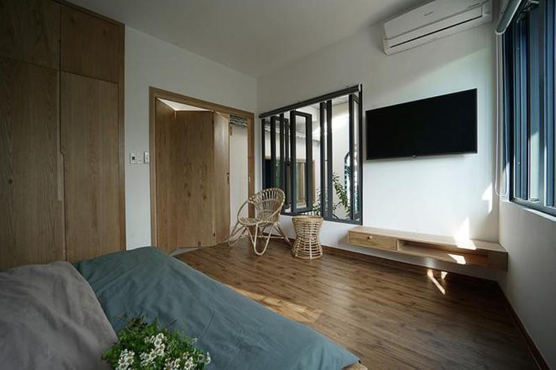 Phòng ngủ đơn giản và tinh tế