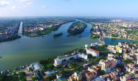 Thừa Thiên Huế kêu gọi đầu tư dự án khu dịch vụ cao cấp bên bờ sông Hương