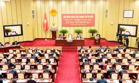 Hà Nội sẽ xem xét thí điểm tổ chức mô hình chính quyền đô thị