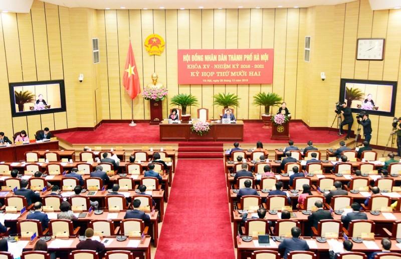 Sắp diễn ra kỳ họp thứ 13, HĐND thành phố Hà Nội khóa XV