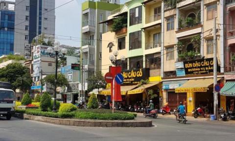 Giá thuê mặt bằng BĐS thương mại tại TPHCM tăng cao, nhiều chủ nhà hàng, cafe…lao đao