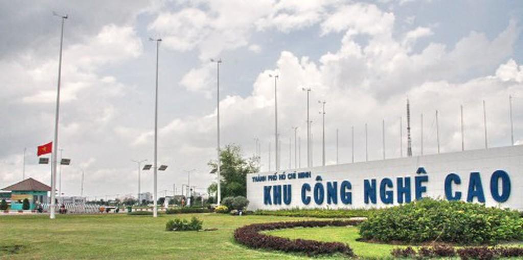 Khu Công nghệ cao TP.HCM sẽ là một trong những hạt nhân chính của thành phố phía Đông. Ảnh: TL