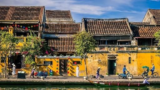 Di sản văn hóa thế giới Khu phố cổ Hội An. (Nguồn: internet)