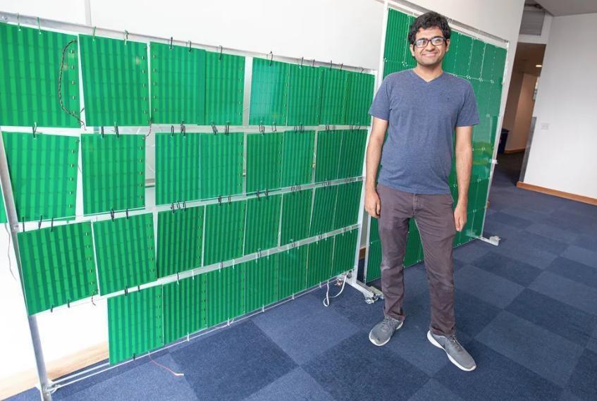 Tạo ra tường thông minh khuếch đại 10 lần tín hiệu wifi