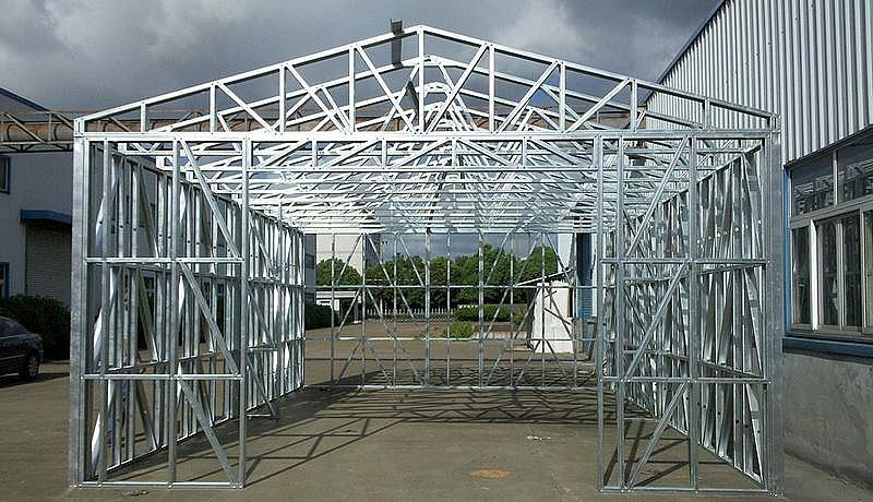 Sử dụng khung thép nhẹ mang lại nhiều lợi ích trong xây dựng