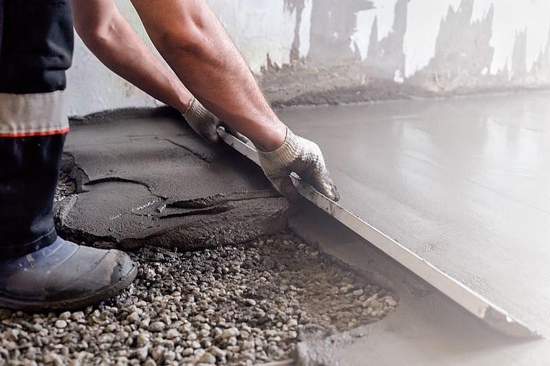 Chống ẩm cho sàn bê tông