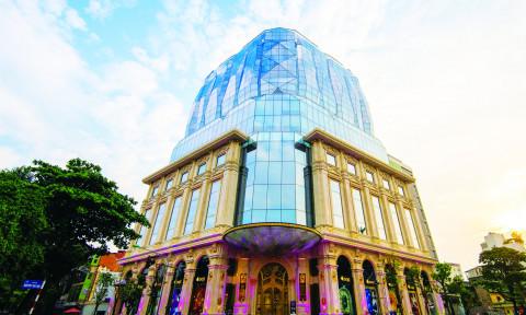 DOJI Tower – Bức tranh kết tinh của nghệ thuật kiến trúc, điêu khắc và nội thất