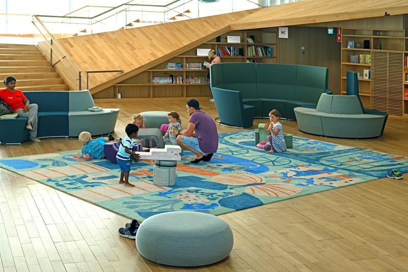 Khu vui chơi dành cho trẻ em.