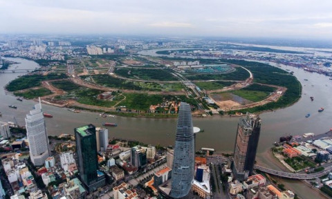 TPHCM khởi động dự án Khu đô thị mới Thủ Thiêm