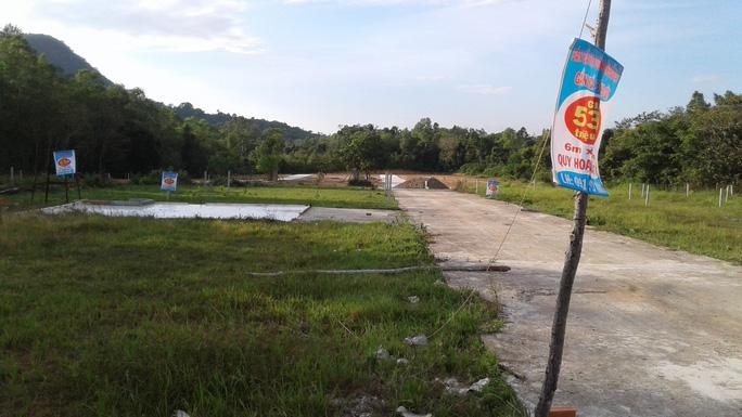 UBND tỉnh Kiên Giang đã chính thức gỡ bỏ lệnh tạm dừng phân lô, tách thửa ở Phú Quốc