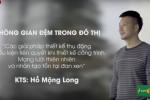 NÉT XANH TRONG KIẾN TRÚC NAY – KHÔNG GIAN TƯƠNG TÁC (29/2/2020)