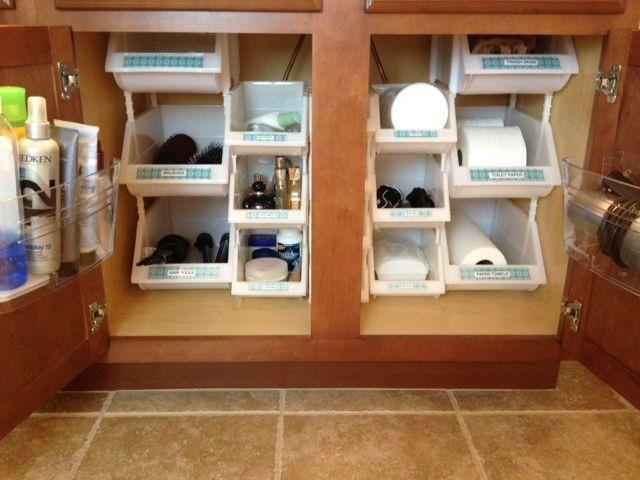 Đừng bỏ qua chiều sâu và sự tiện lợi của các ngăn kéo trong hộc tủ