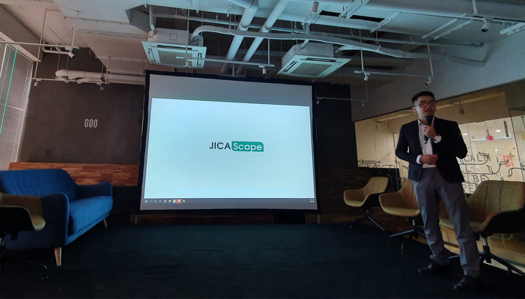 Mr. Nguyễn Anh Vũ – Đại diện JicaScape chia sẻ kinh nghiệm gia tăng giá trị BĐS bằng Thiết kế Cảnh quan