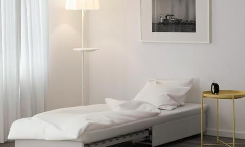 Những mẫu sofa kiêm giường ngủ dành riêng cho những ngôi nhà nhỏ