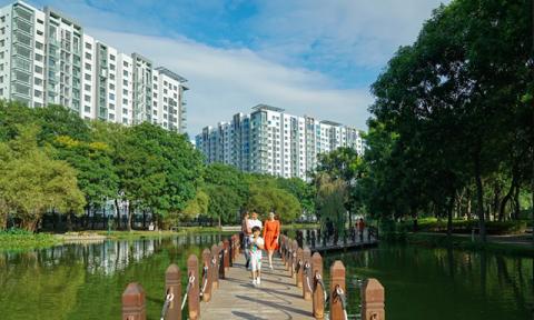 Tìm tín hiệu lạc quan cho thị trường bất động sản TPHCM