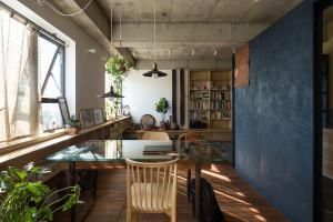 Căn hộ 1110 – Cải tạo căn hộ nhỏ và phá vỡ sự ngột ngạt