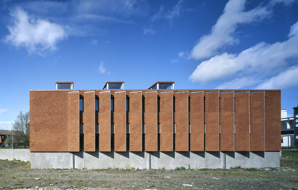 Viện Đô thị Ireland (Ảnh chụp bởi Ros Kavanagh)