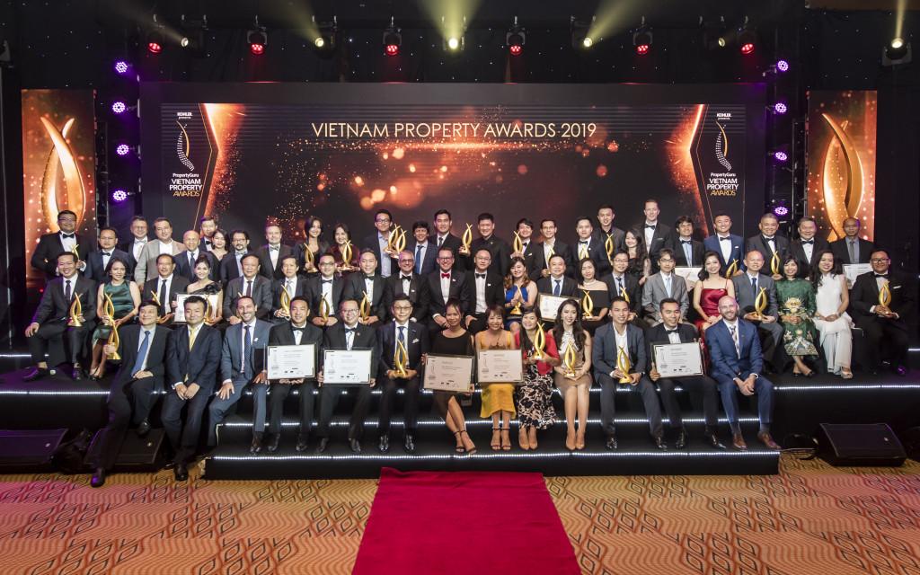 Quy tụ các thương hiệu hàng đầu, giải thưởng hứa hẹn tạo thêm nhiều cơ hội mới cho giới bất động sản Việt Nam năm 2020