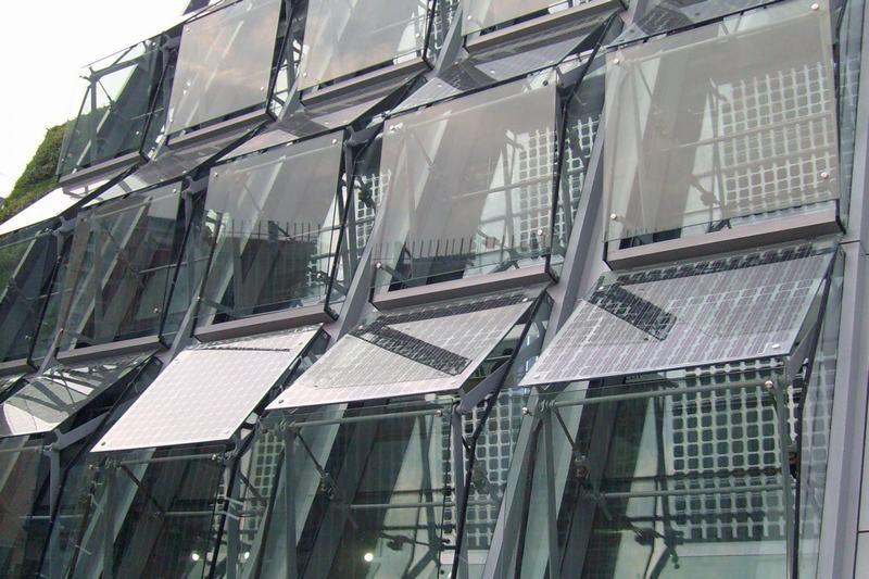 Kính bền vững đem lại nhiều lợi ích trong xây dựng (Ảnh: Internet)