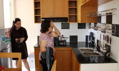 Căn hộ 25m2 có thể giải cơn khát nhà nhỏ giá rẻ