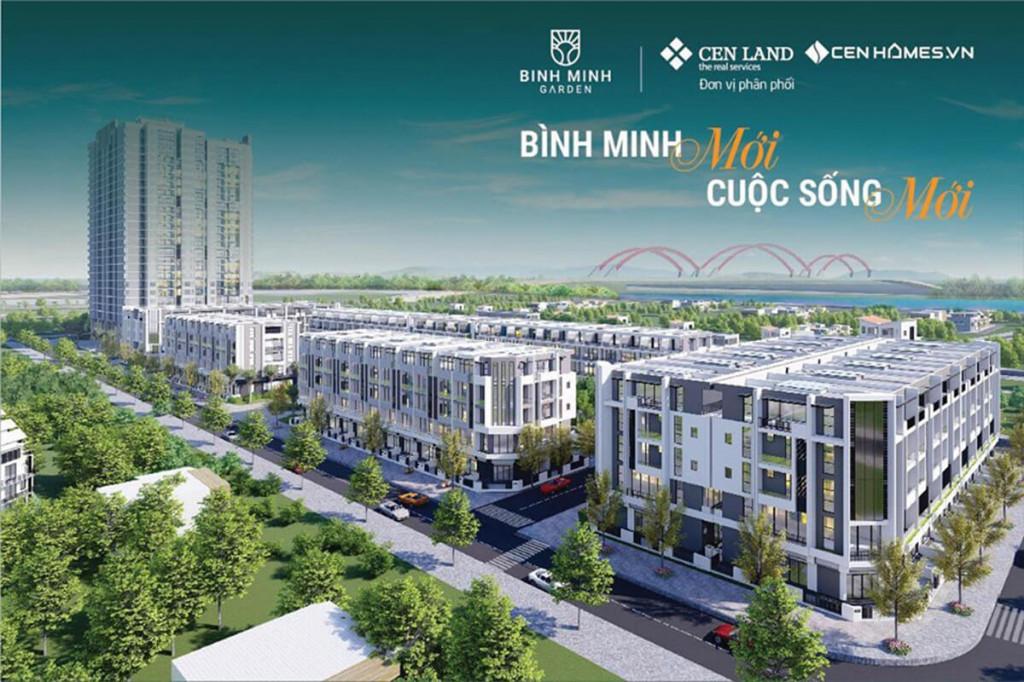 Shophouse Bình Minh Garden được giới thiệu từ 7,3 tỷ/căn