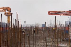 Không tập trung quá 10 công nhân một chỗ trên công trình xây dựng