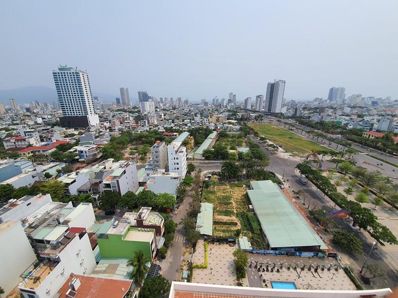 Đà Nẵng ra quy định ngăn nhà siêu mỏng làm xấu mỹ quan đô thị. Ảnh: TẤN VIỆT