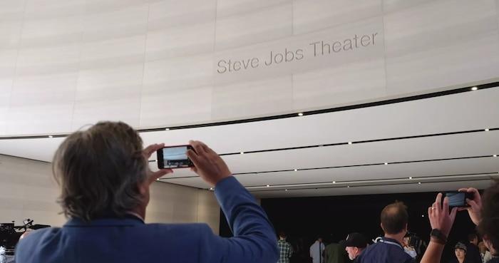 Công trình này được chú ý đến từng tiểu tiết chẳng khác gì một sản phẩm thực sự của Apple.