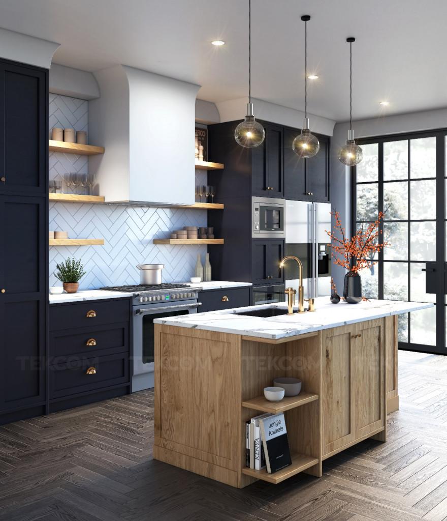 Plywood được ứng dụng rộng rãi trong thiết kế nội thất bởi vẻ đẹp, khả năng sử dụng dài, tối ưu hóa chi phí đầu tư ban đầu