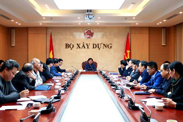 Toàn cảnh cuộc họp của Hội đồng