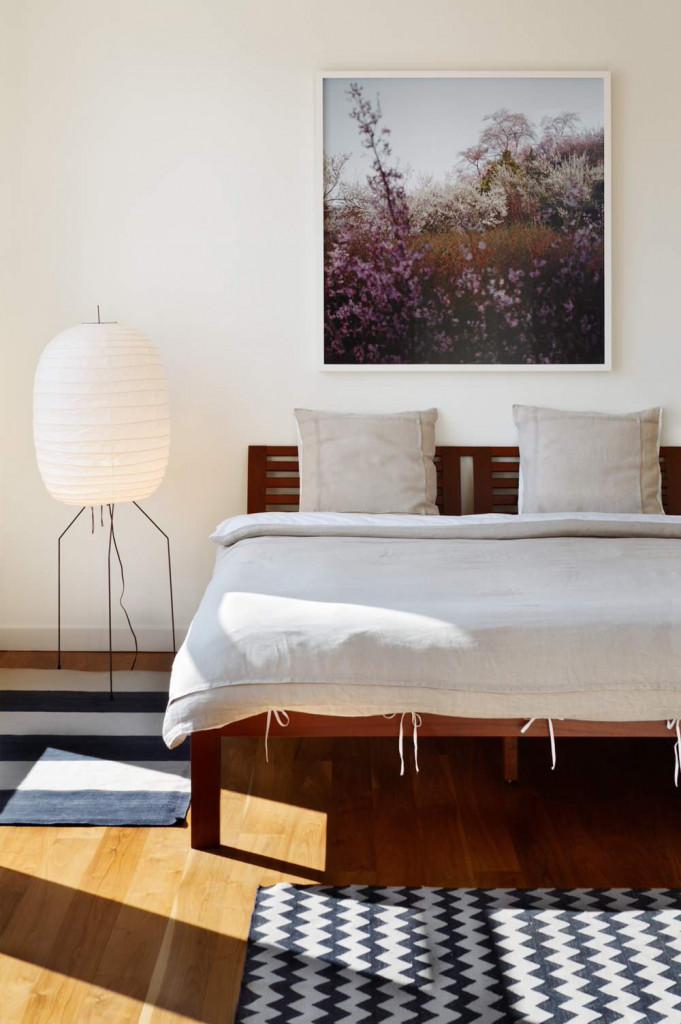Những chiếc thảm trải sàn thực sự rất cần thiết bên trong phòng ngủ