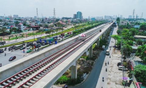 Dự án Metro số 1 dự kiến chạy thử trong quý 3/2020