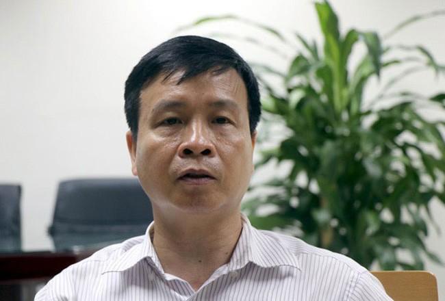 Giám đốc Trung tâm Quản lý và điều hành giao thông đô thị (Sở Giao thông - Vận tải Hà Nội) Nguyễn Hoàng Hải