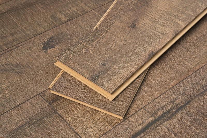 Sàn nhà từ vật liệu thân thiện với môi trường