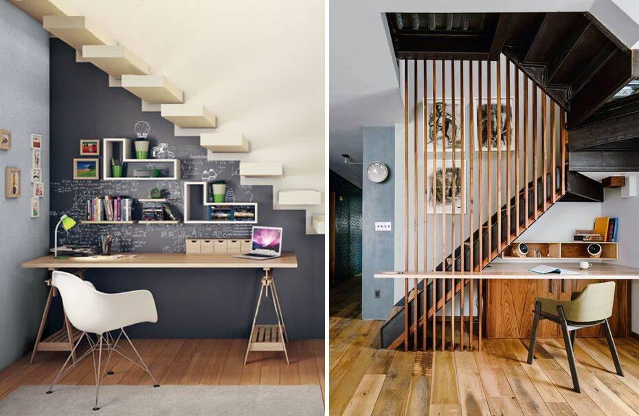 Trong trường hợp diện tích tại đây quá nhỏ, bạn có thể chọn những món nội thất thông minh, dễ dàng gấp gọn hoặc gắn chặt lên tường