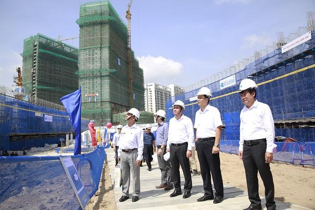 Các dự án nhà ở kinh doanh phải có đầy đủ giấy phép khi triển khai xây dựng trên địa bàn TP Hồ Chí Minh