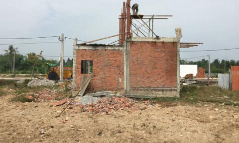 Nhà ở, công trình cấp phép tạm ở TPHCM được bồi thường 80% khi thu hồi đất