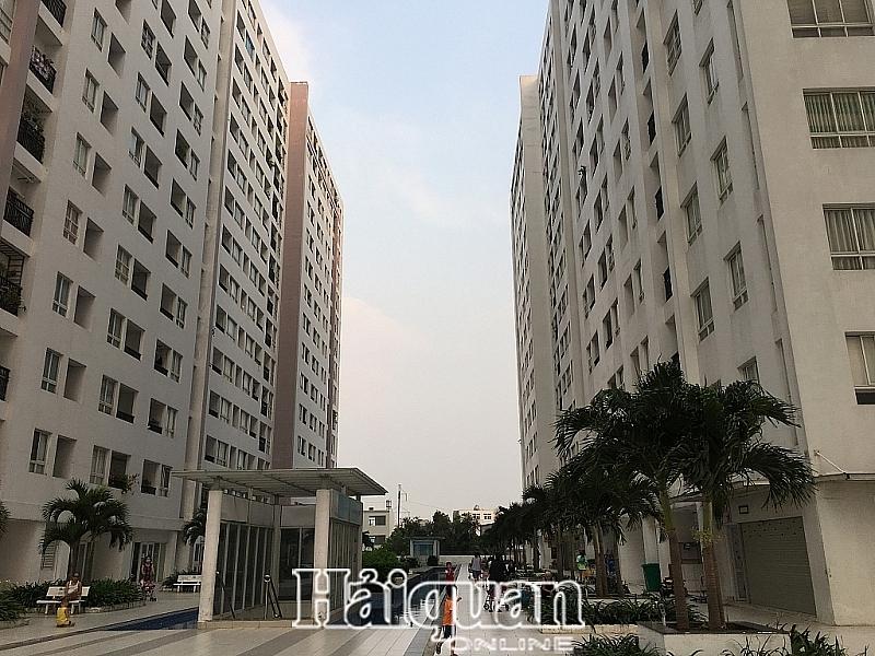 Việc thị trường bất động sản sụt giảm đã tác động khá lớn đến nguồn thu ngân sách trên địa bàn thành phố. Ảnh: Thu Dịu