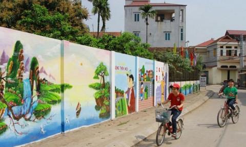 Hà Nội bố trí hơn 4.680 tỷ đồng xây dựng nông thôn mới trong năm 2020