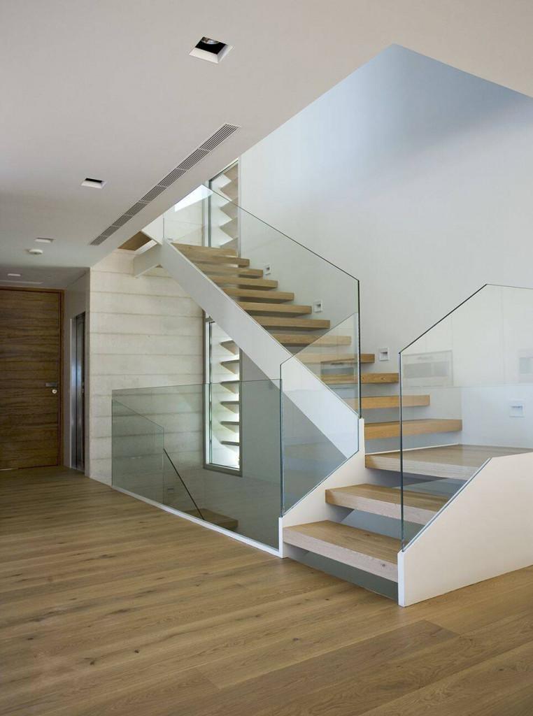 Lan can cầu thang - chi tiết quan trọng trong mọi ngôi nhà