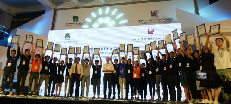 Lễ bế mạc Liên hoan Sinh viên Kiến trúc toàn quốc lần thứ XI – 2018
