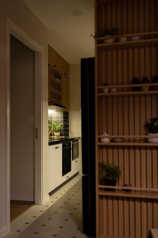 Ngôi nhà sử dụng đồ nội thất mang phong cách tối giản