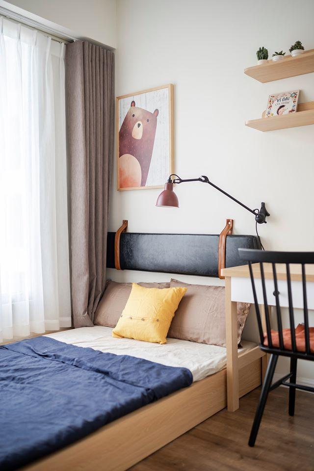 Phòng ngủ mang đến cảm giác thư giãn